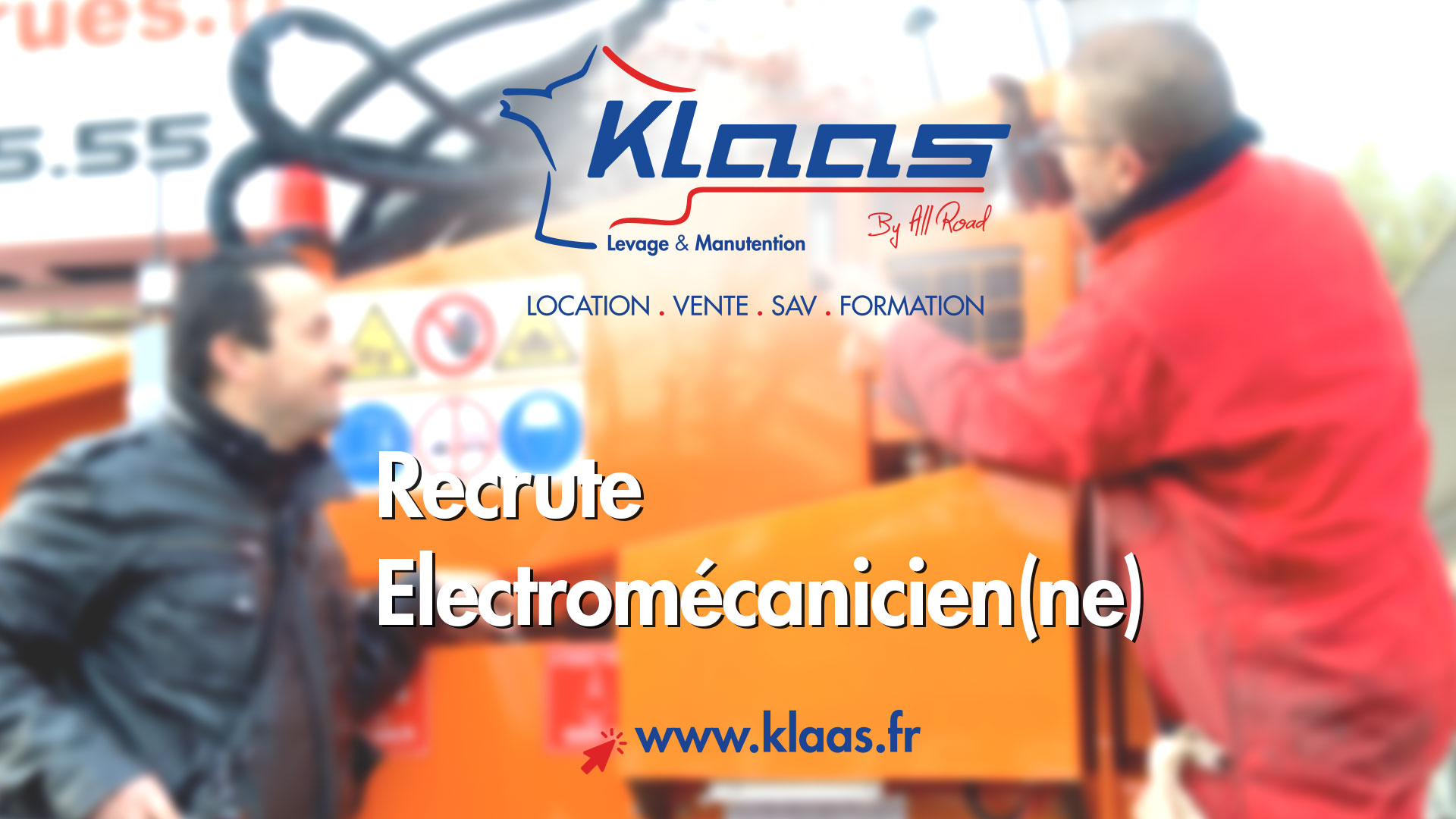 emploi electromécanicien