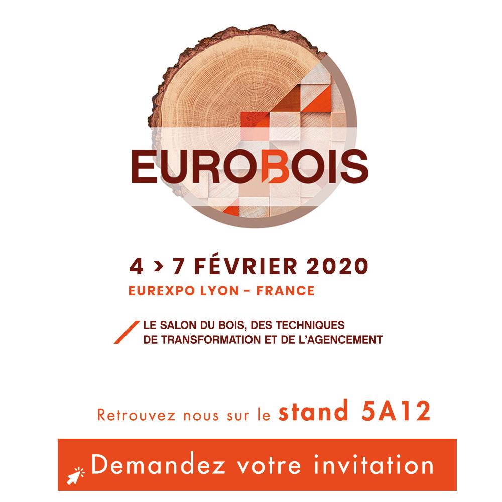 eurobois salon du bois 2020
