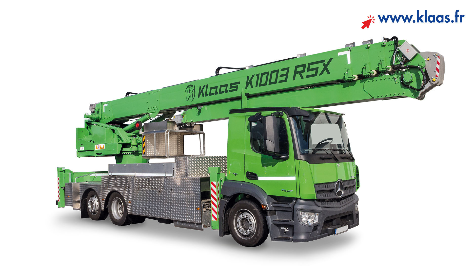 location grue mobile camion k1003