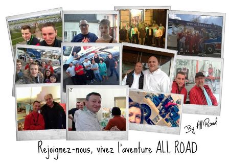 Klaas all road recrute