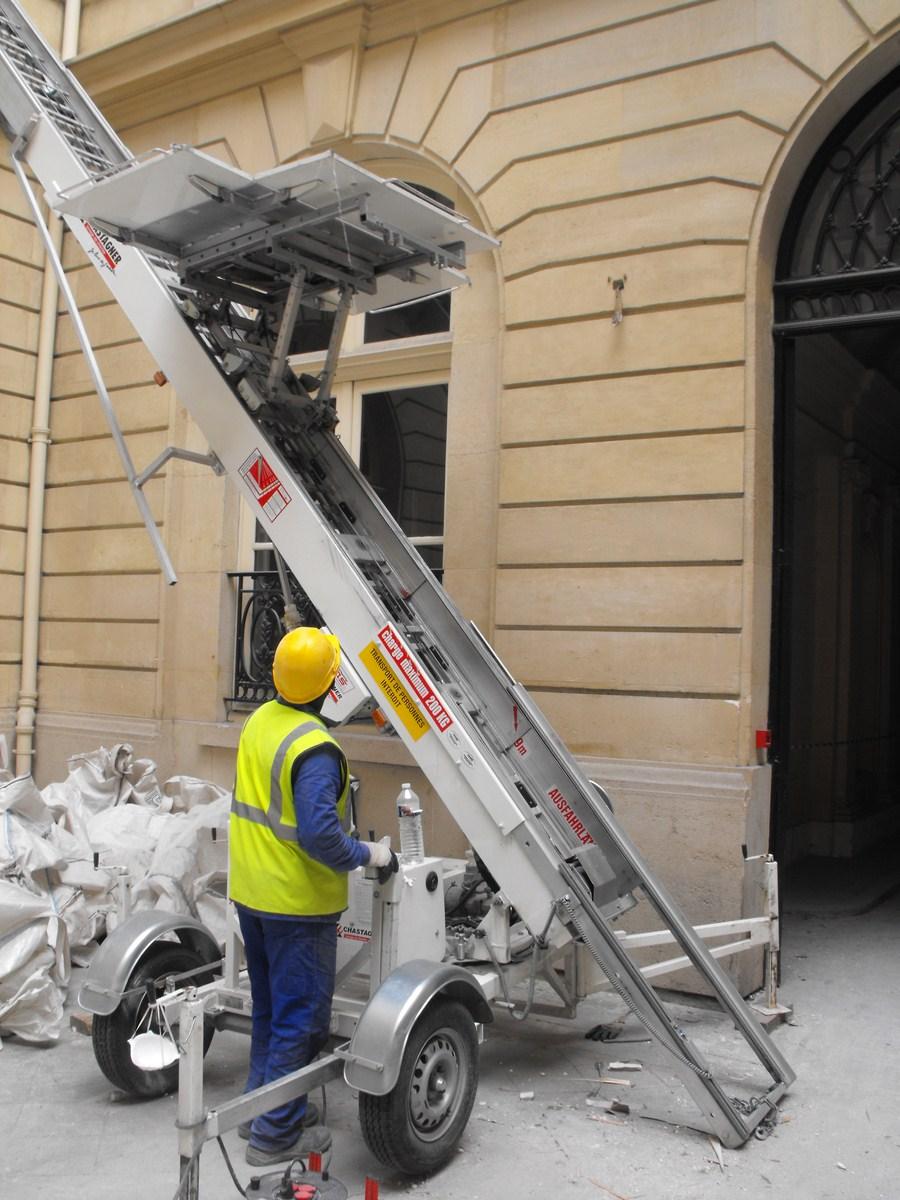 Remorque monte meuble 21m klaas for Monte meuble occasion belgique
